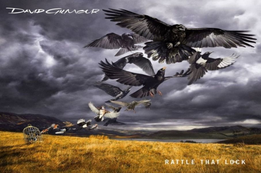 Rattle That Lock tour by David Gilmour