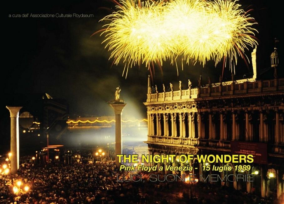 The Night of Wonders becomes a book!